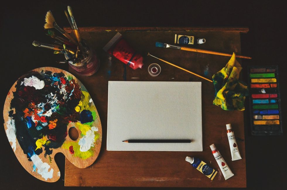 You Might Be Quarantined At Home, But These 6 Tips Will Help Your Creativity Break Free