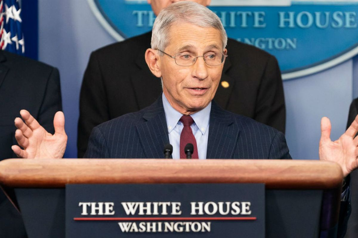 New Anthony Fauci interview shows he's a unifying hero bringing concerned Americans together