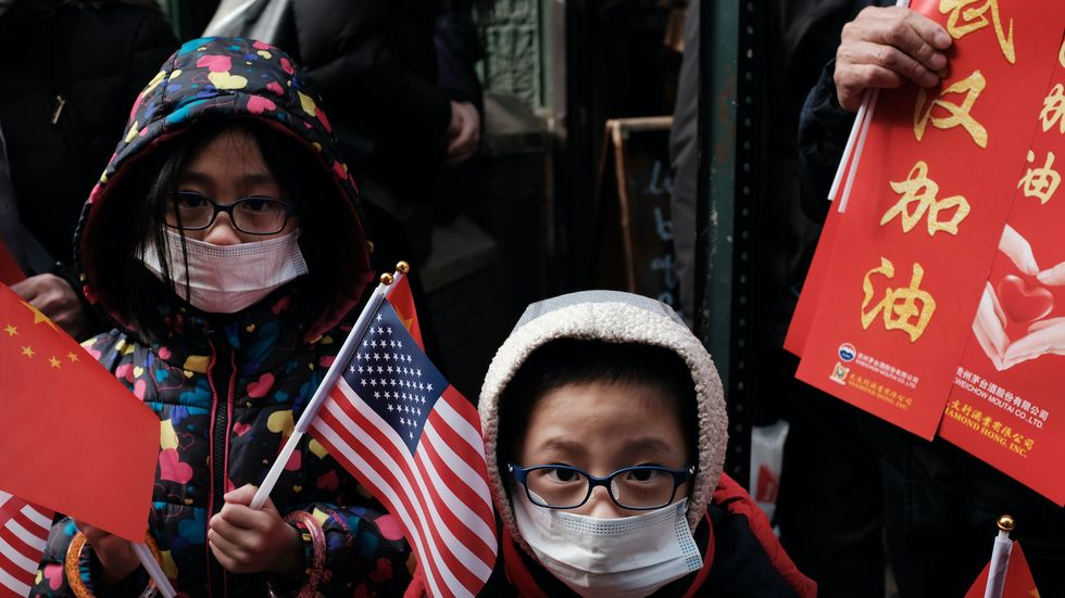 Coronavirus Racism Shows How Precarious Asian Americans' Position In The United States Is