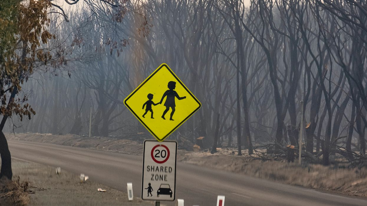 1 in 10 Children Affected by Bushfires Is Indigenous. We've Been Ignoring Them for Too Long