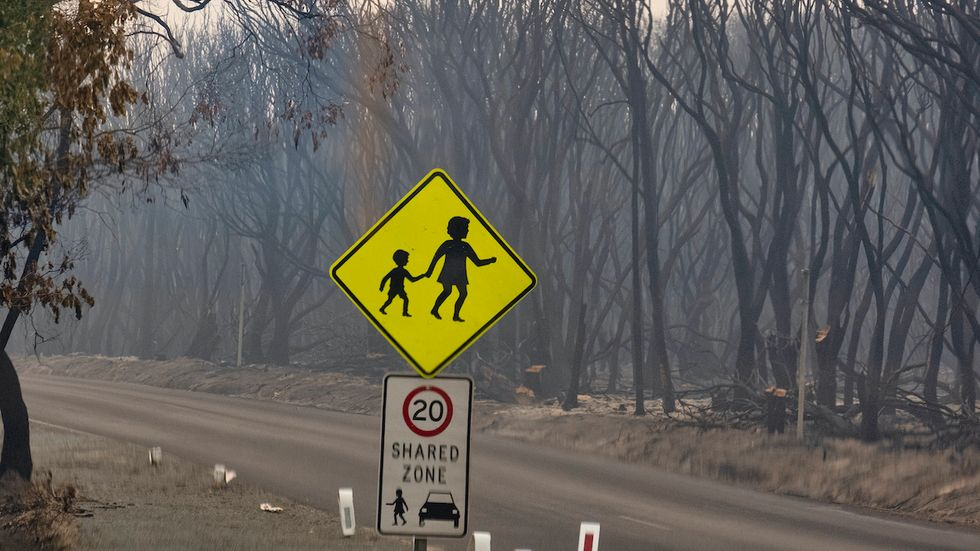 1 in 10 Children Affected by Bushfires Is Indigenous. ...