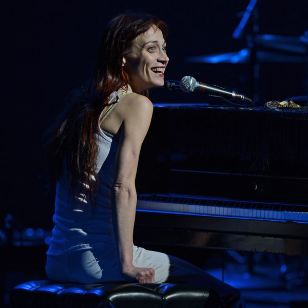 Fiona Apple's New Album Is Coming This Month