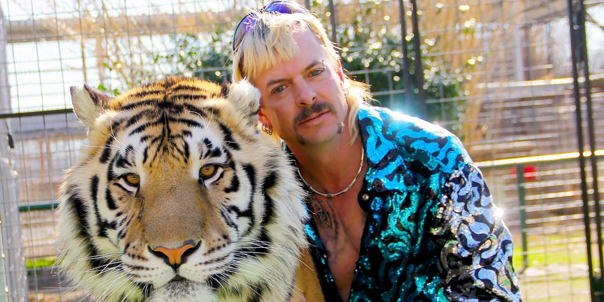 Joe Exotic's Husband Talks About Their Sex Life