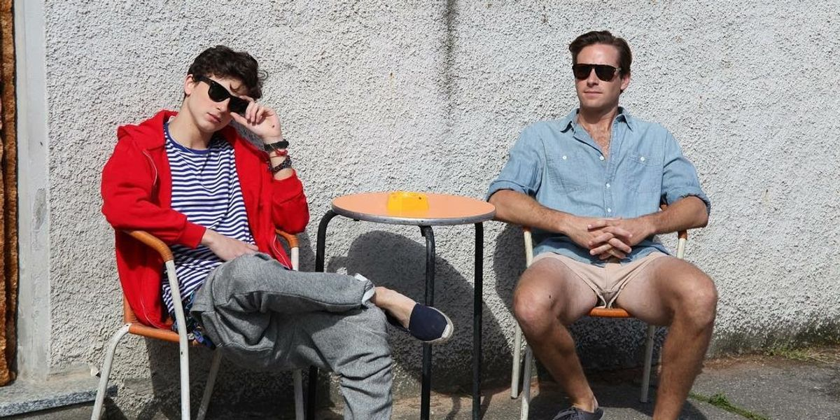 Guess Who's Starring in the 'Call Me By Your Name' Sequel