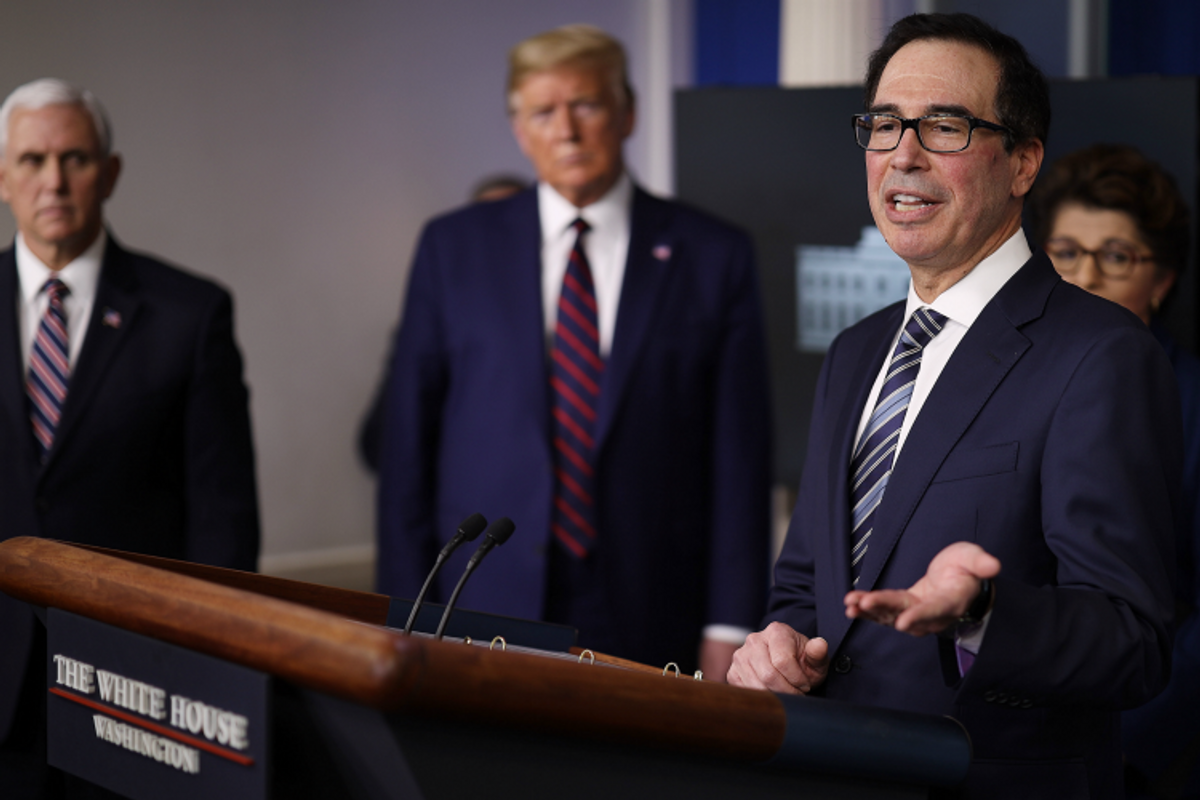 Trump Administration says millions may have to wait 5 months to receive $1,200 relief check