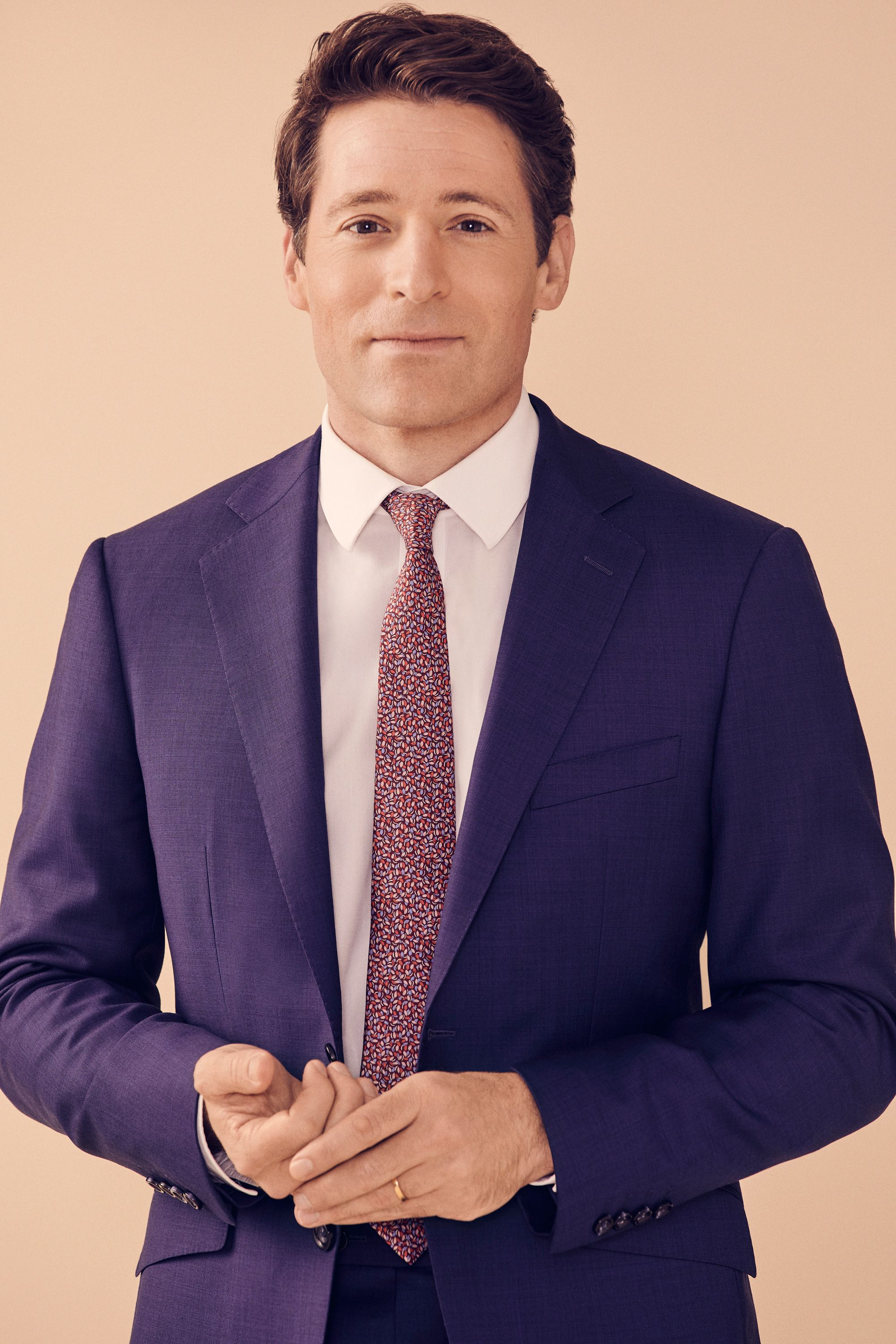 Tony Dokoupil of CBS This Morning
