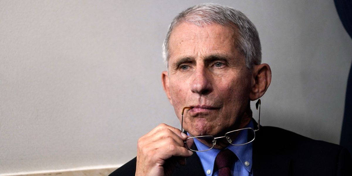The Internet Is Thirsty For Dr. Anthony Fauci