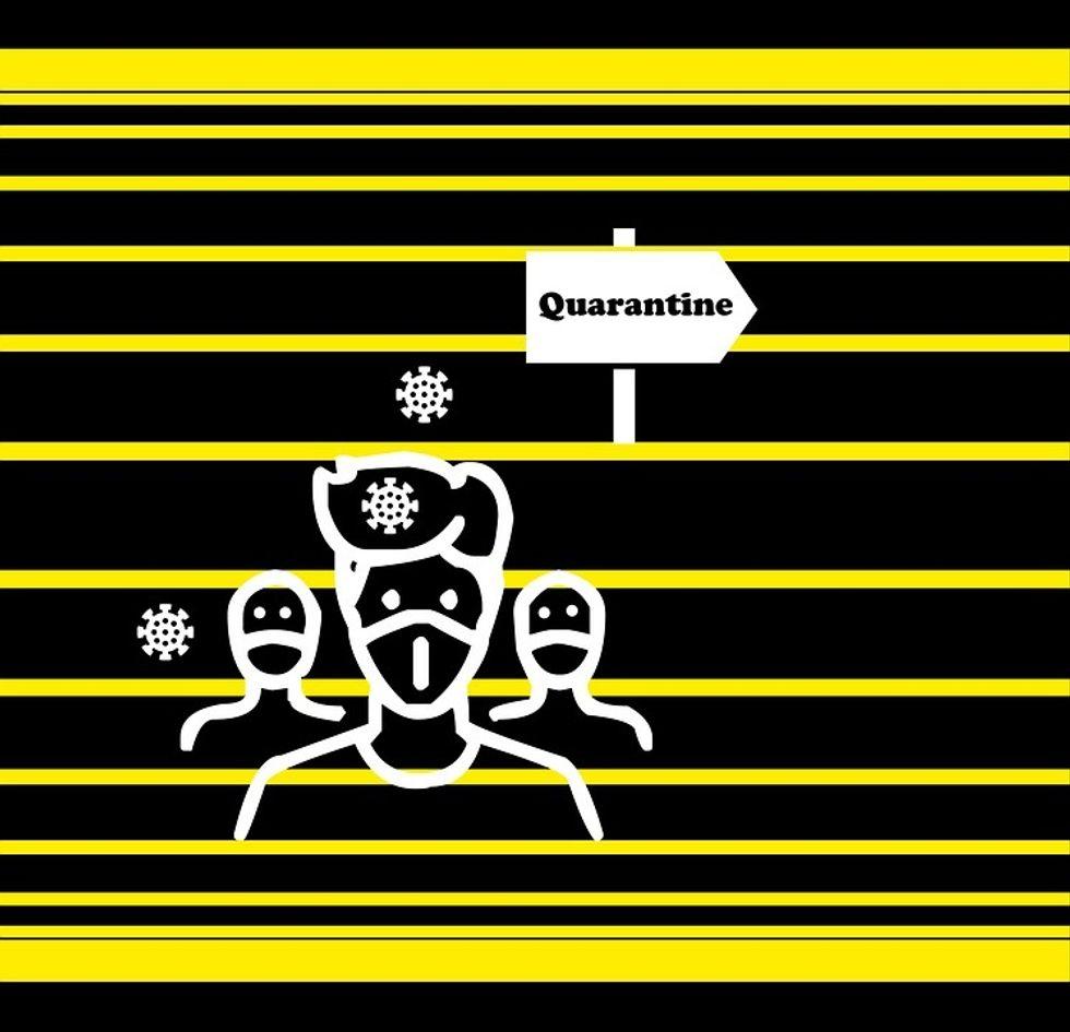 Quarantine Positives