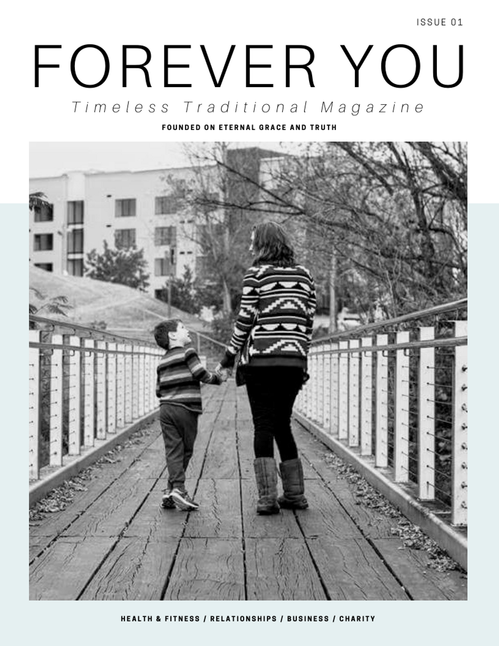 Welcome to Forever You Magazine
