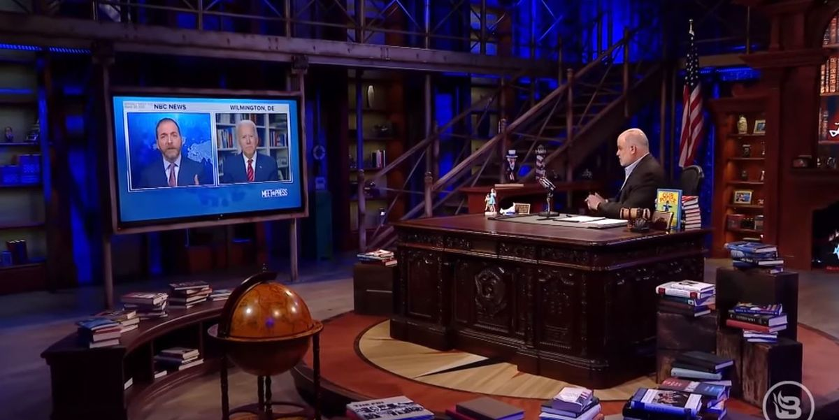 Mark Levin: 'Is There Blood on the President's Hands?' What Kind of Question Is That, Chuck?