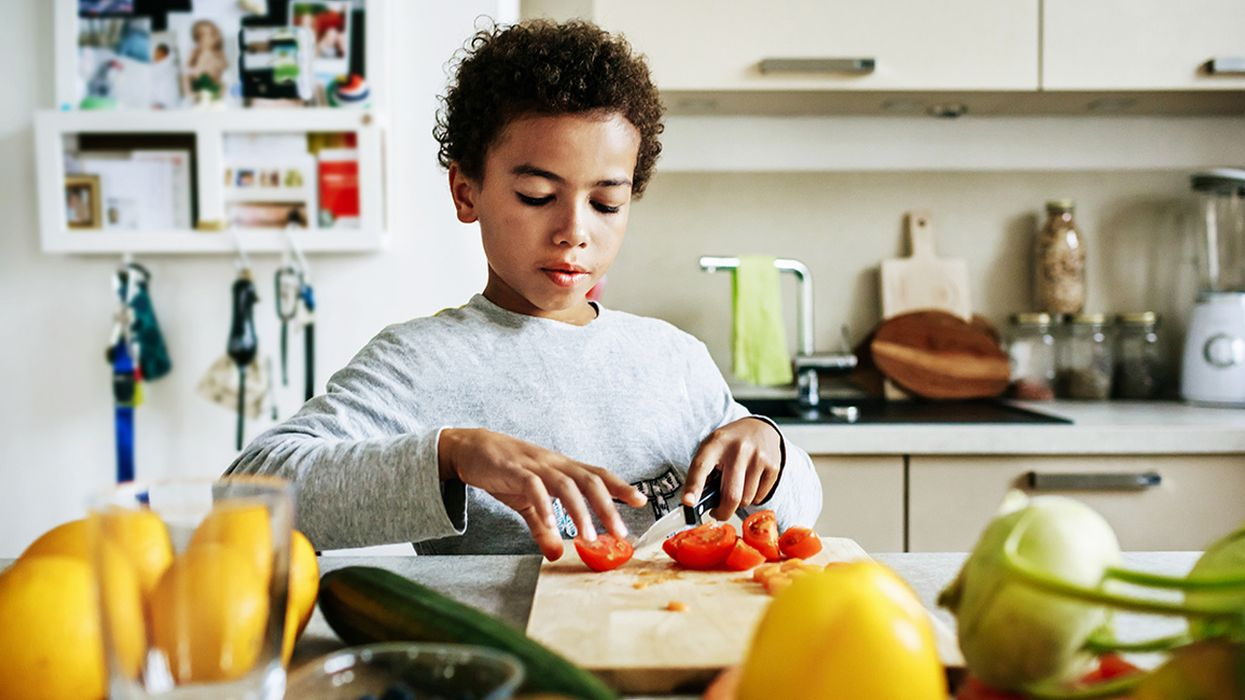 15 Healthy Recipes You Can Cook With Your Kids