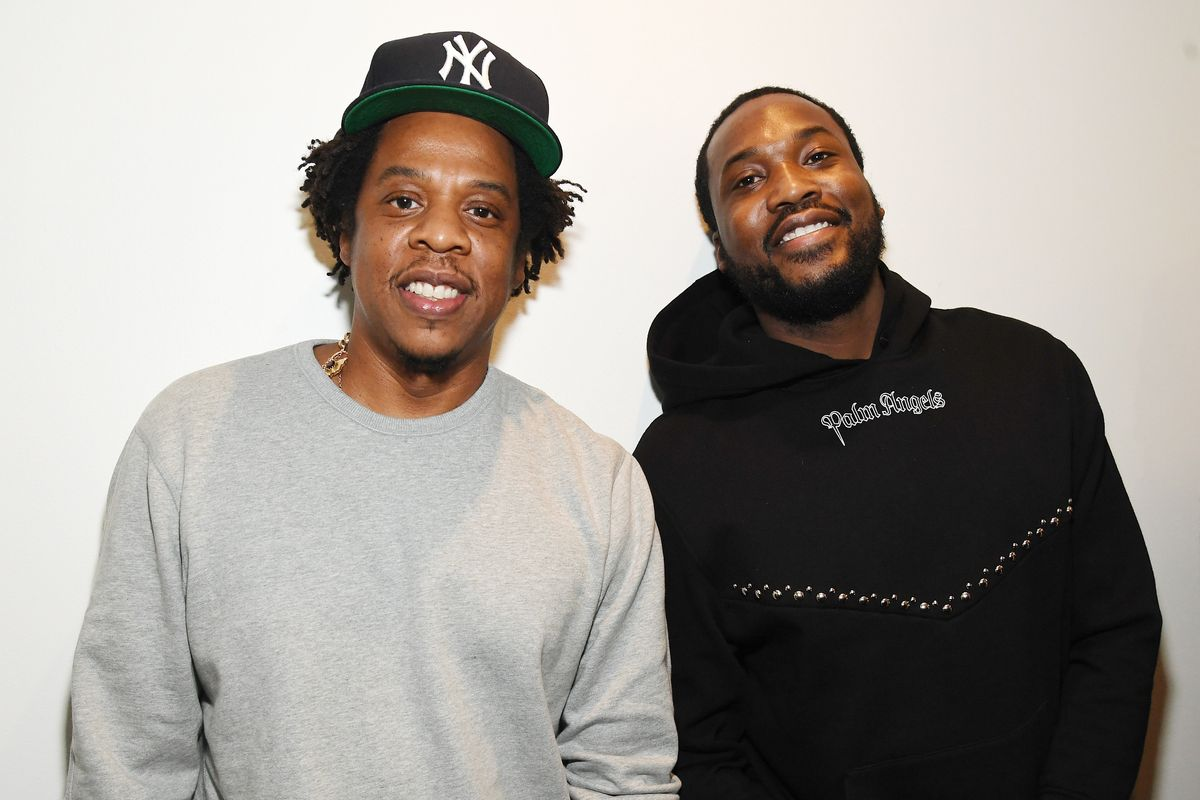 Jay-Z and Meek Mill's Organization Donates Masks to Jails