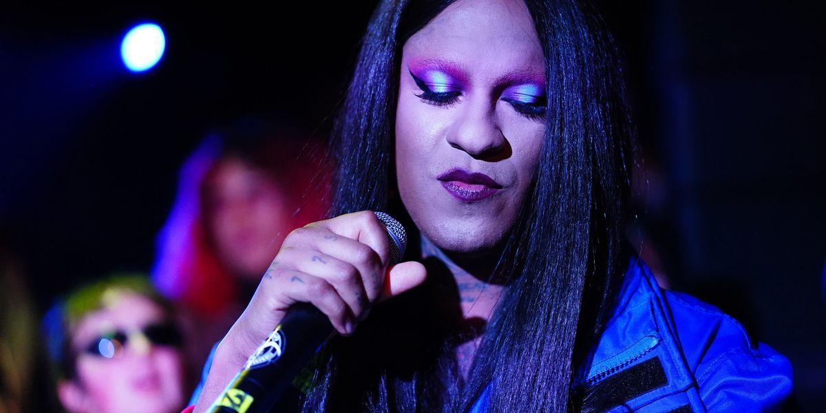 Mykki Blanco Releases New Music