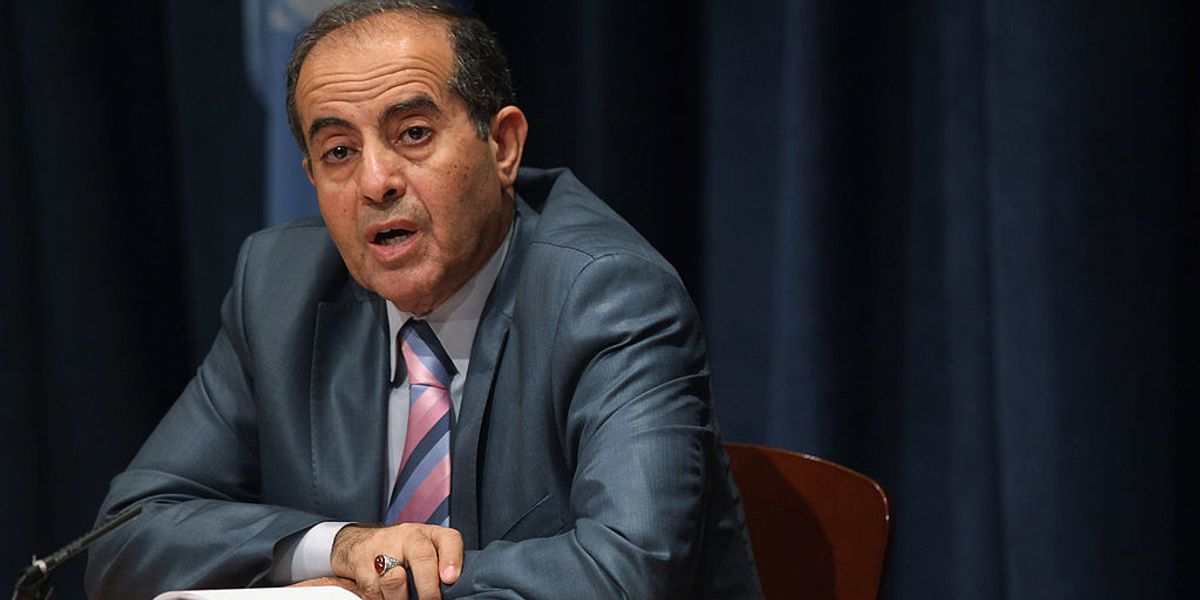 Former Libyan Prime Minister Mahmoud Jibril Has Passed Away