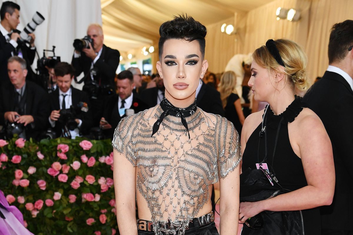 James Charles Responds to 'Mugshot Challenge' Backlash