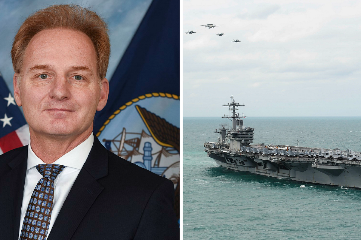 U.S. Navy Secretary resigns after insulting heroic ship captain fired over coronavirus whistleblowing