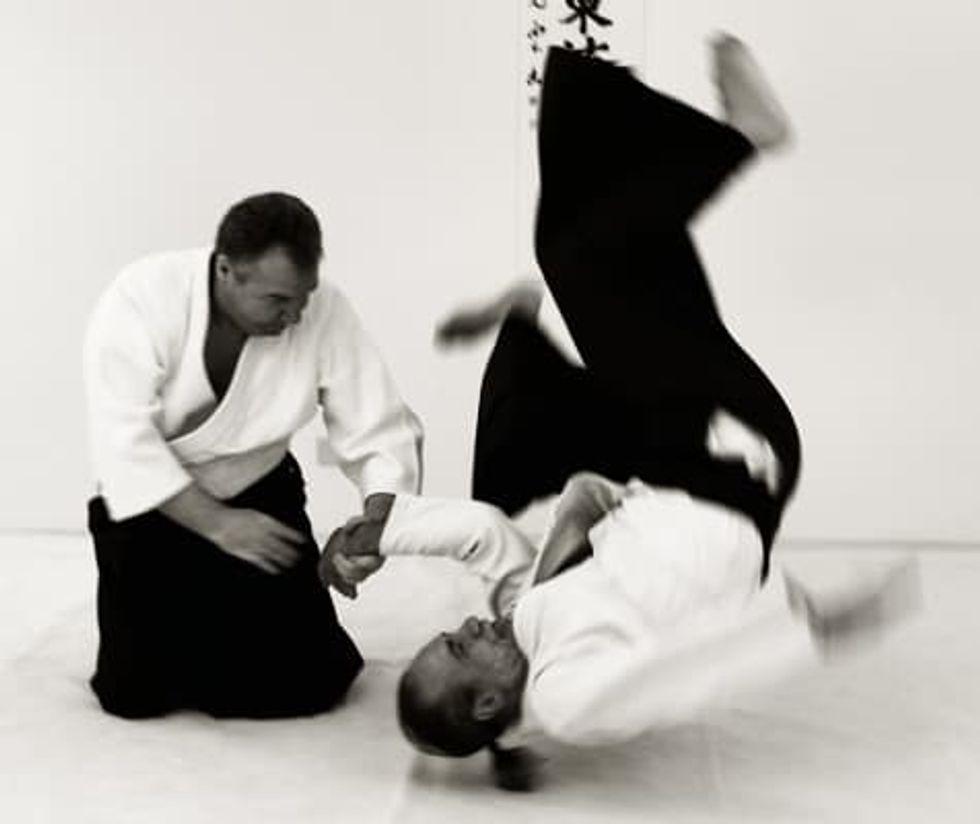 The True Meaning Of Aiki In Aikido And Aikijujutsu Part 1 Black Belt Magazine