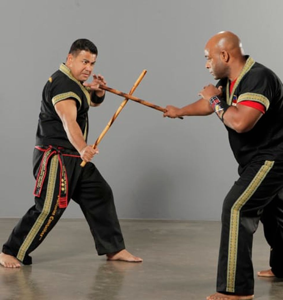 10 Things You Probably Didn T Know About The Filipino Martial Arts Black Belt Magazine