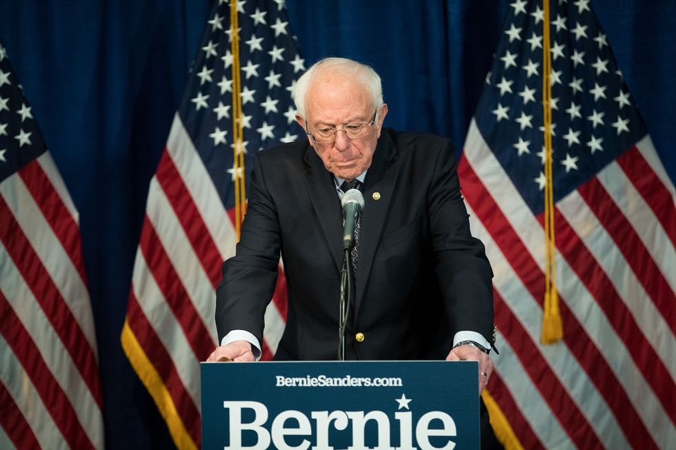 The Reasons Bernie Dropped Out Are The Reasons We Needed Him