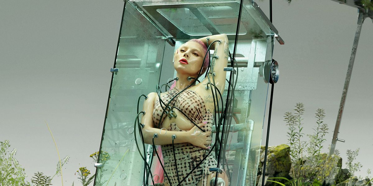 Lady Gaga Reveals the Origins of Her 'F' Tweet