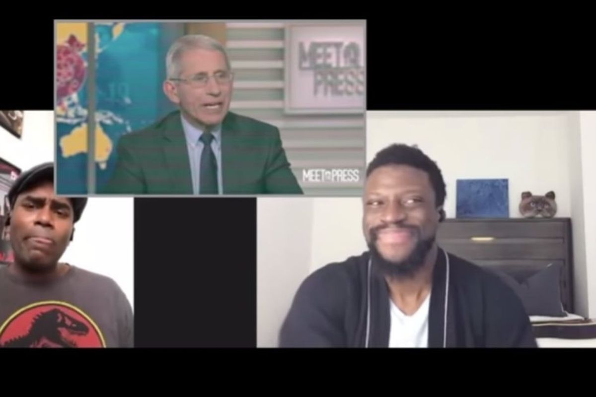 Hamilton cast members performed a perfect pandemic parody: 'The Zoom Where it Happens'