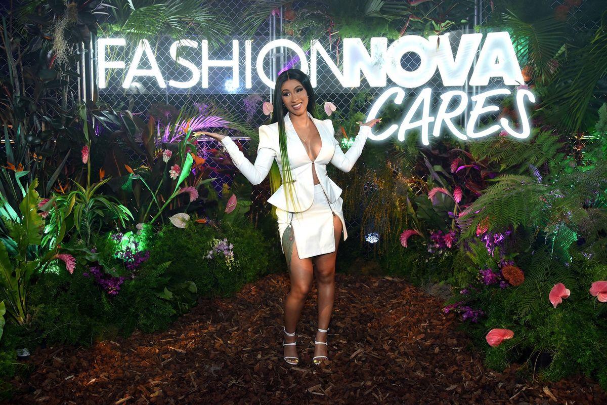 Cardi B and Fashion Nova Are Giving Away $1,000 Every Hour