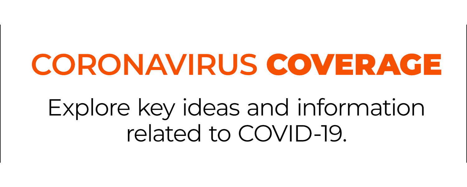 Coronavirus coverage