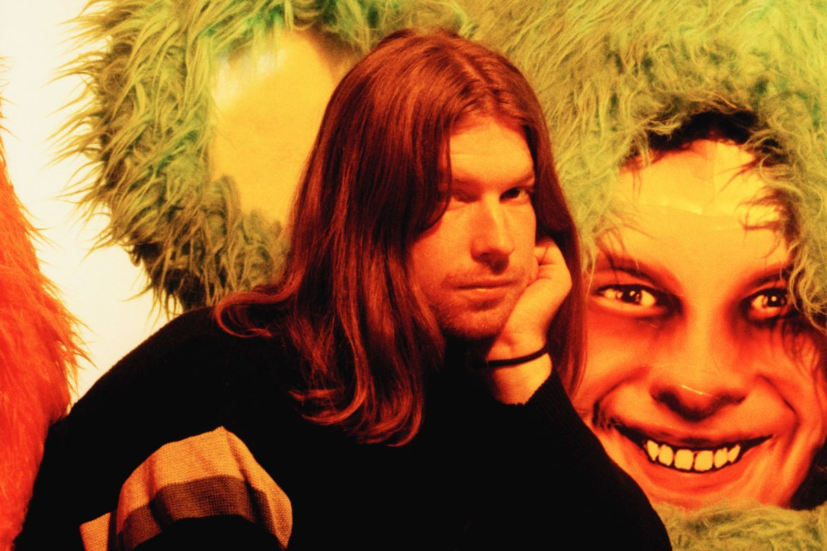 Aphex Twin Just Dropped New Music on His Secret Soundcloud