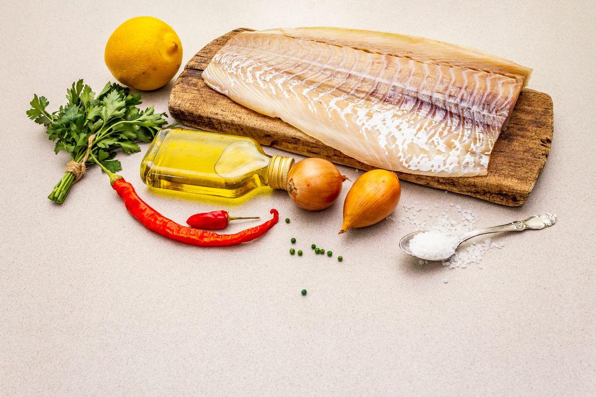 Cuciniamo insieme: baccalà con le cipolle e le olive