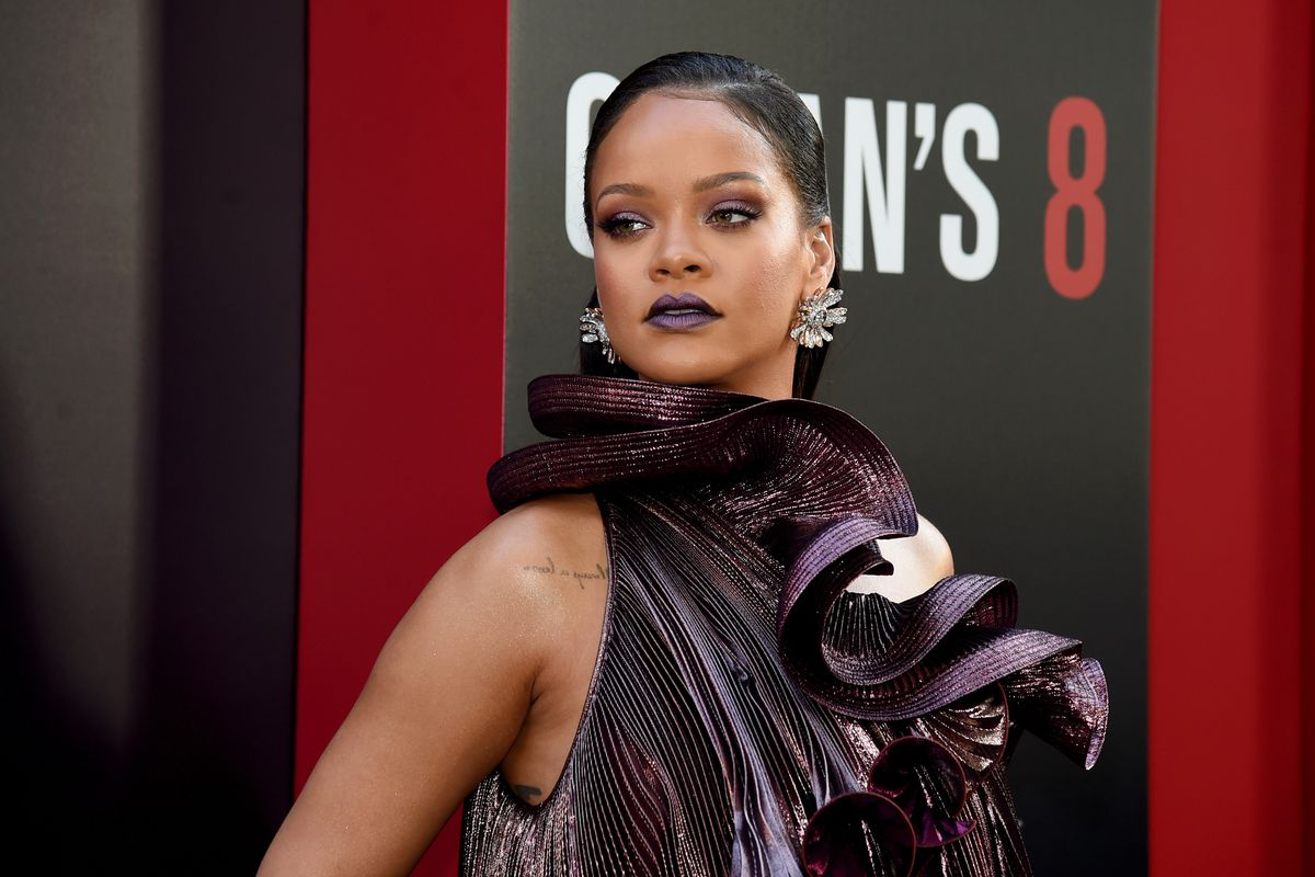 Rihanna Creates Grant for Domestic Violence Survivors Amid Quarantine