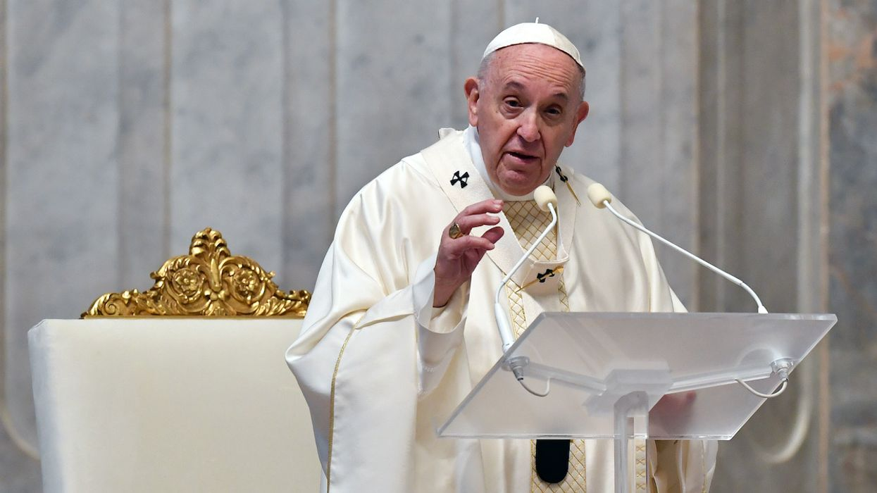 Pope Francis Says Coronavirus May Be Symptom of Climate Crisis