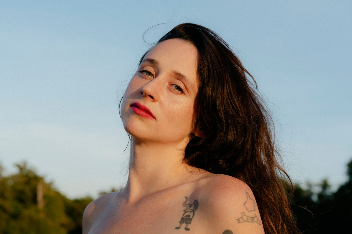 Waxahatchee Grows out Her Bangs