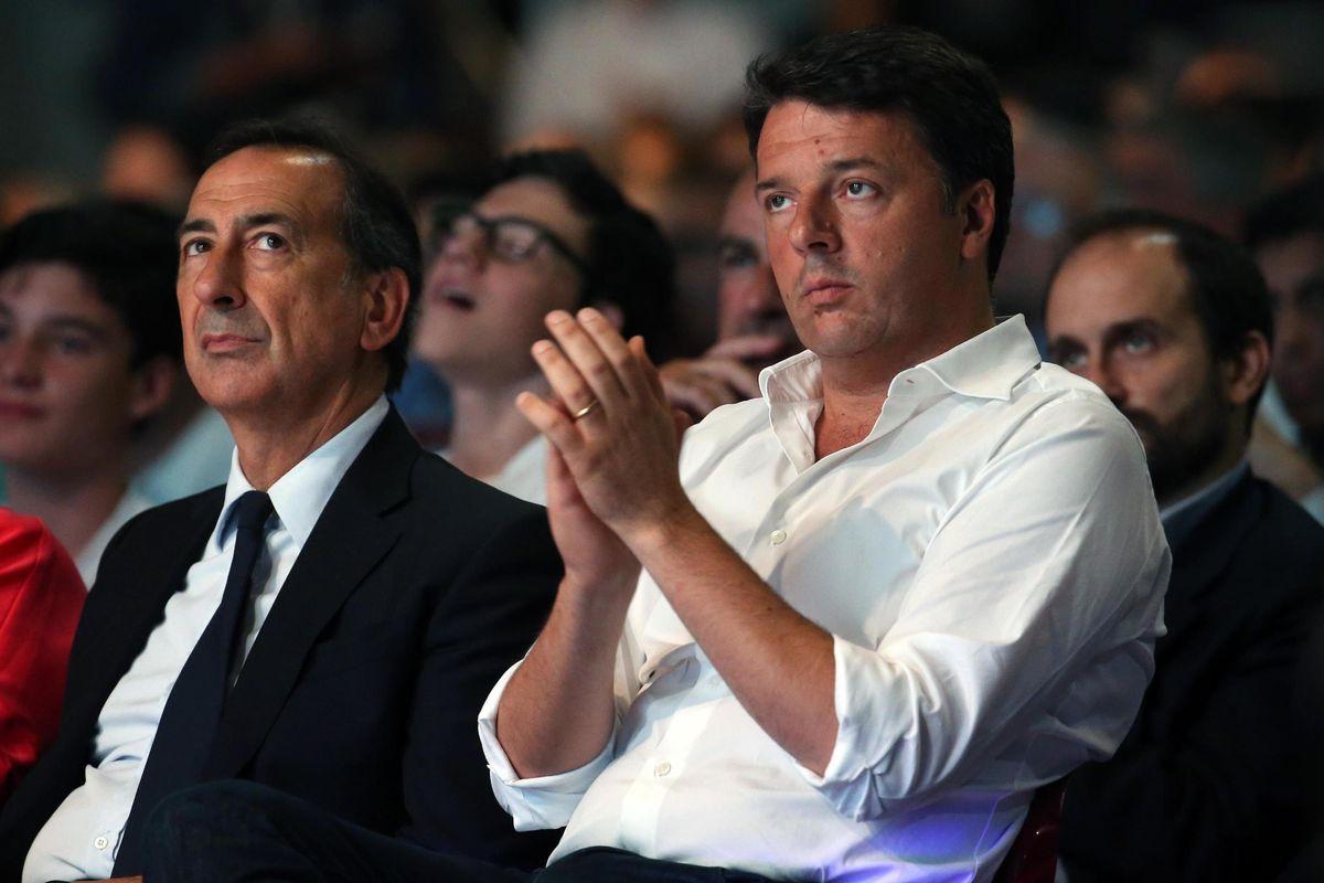 Renzi e Sala approfittano del Covid e occupano le partecipate milanesi