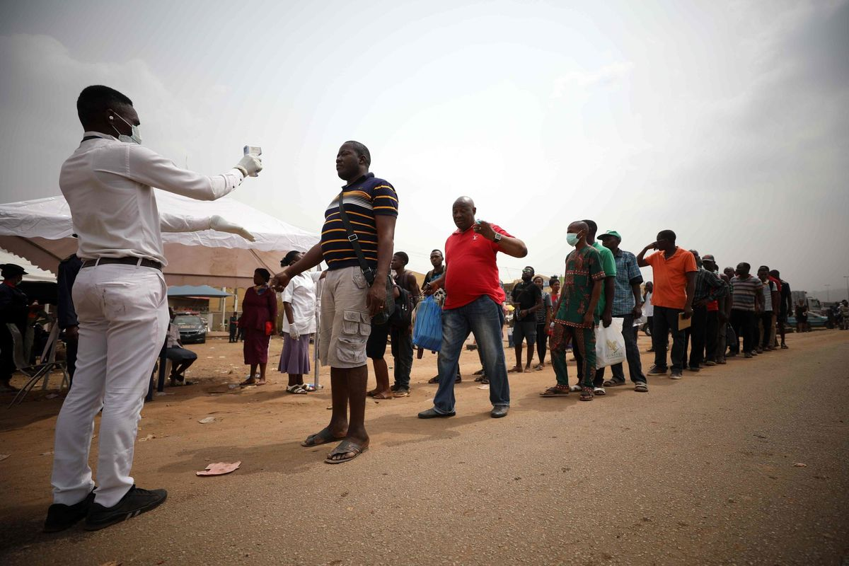In Africa pochi contagi, ma c'è fretta di riaprire per evitare il collasso economico
