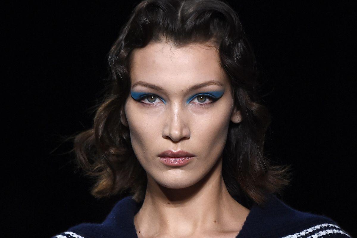 Bella Hadid Had a Quarantine Photoshoot for 'Vogue'