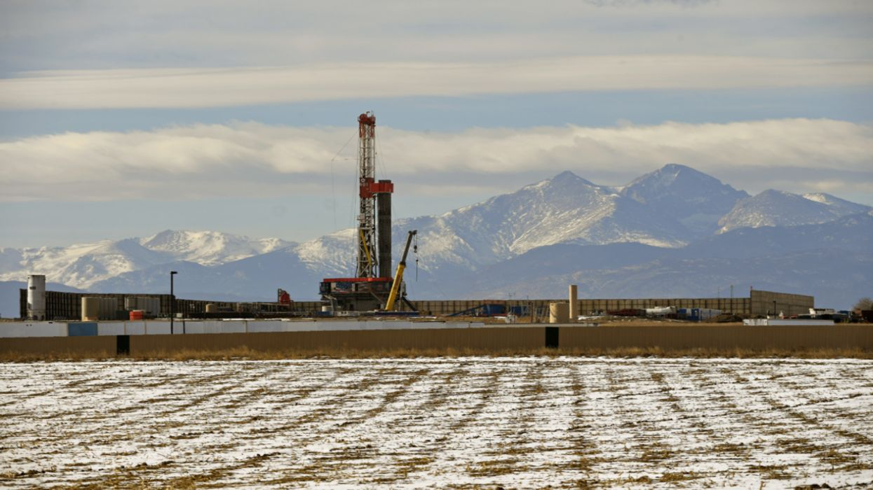 Trump Advances Massive Fracking Expansion on Colorado Federal Lands