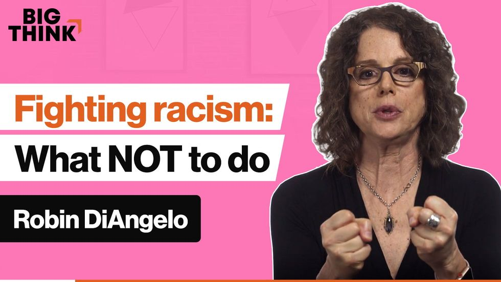 Fighting racism: This is the biggest mistake people make