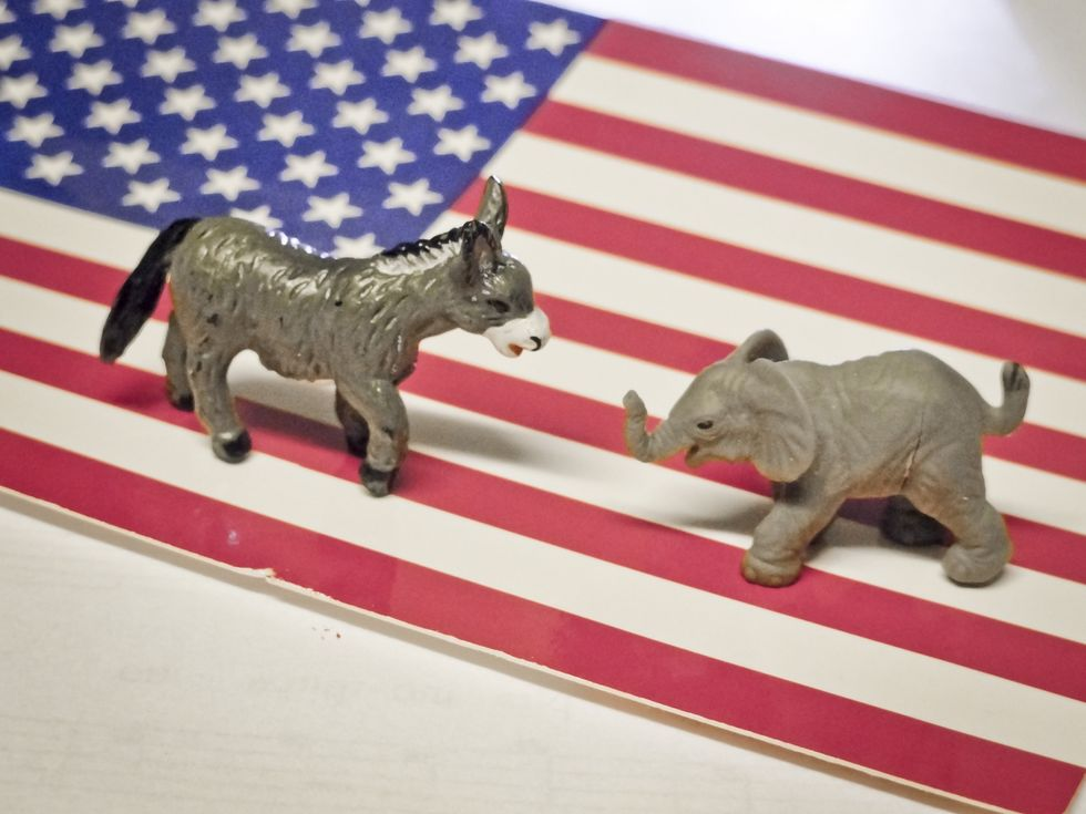 We're Republicans But Our Friends Are Democrats — Here's How We All Still Get Along