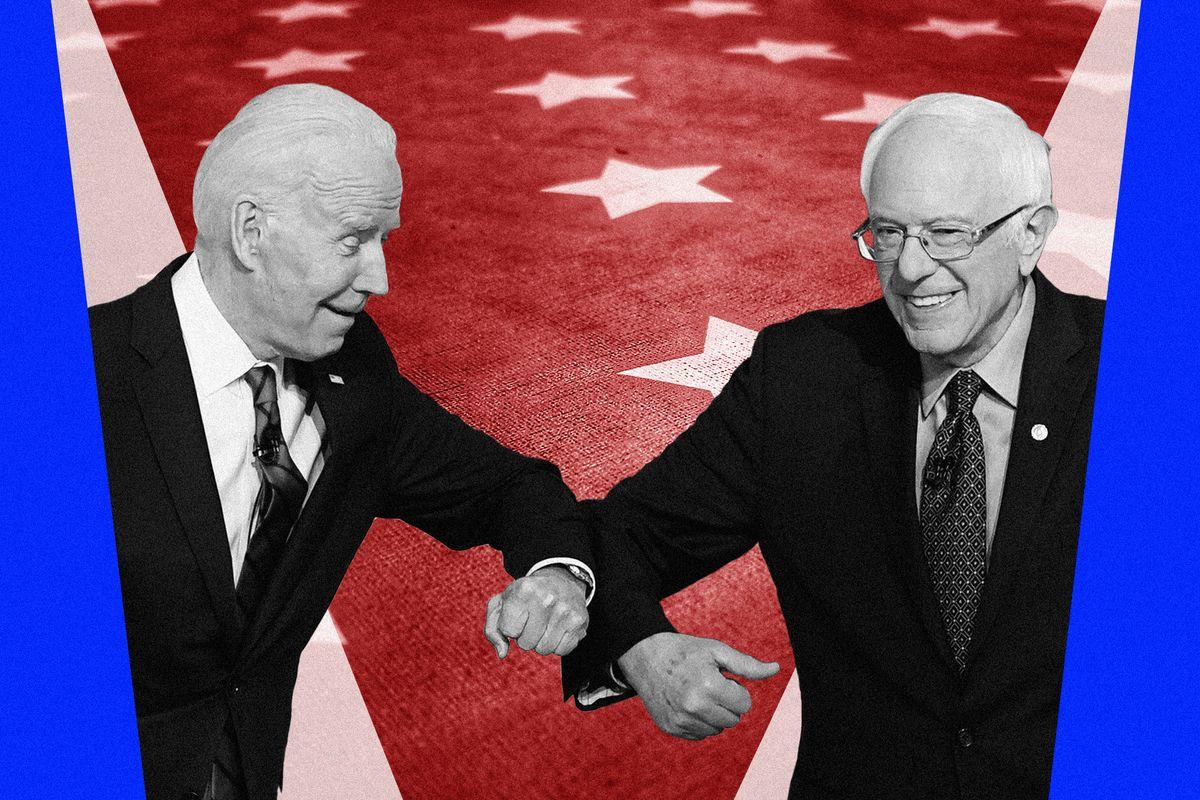 Bernie Sanders Just Endorsed Joe Biden for President