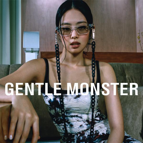 BLACKPINK's Jennie Stars in Her First Eyewear Campaign