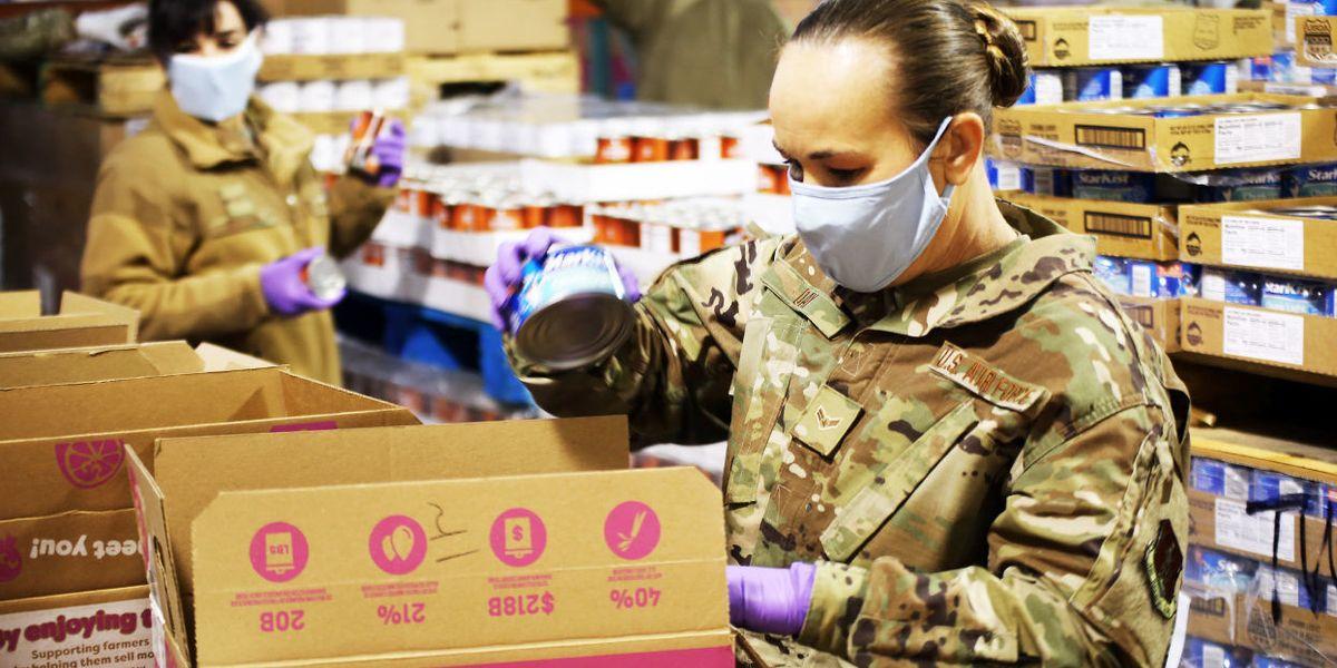 Coronavirus National Guard