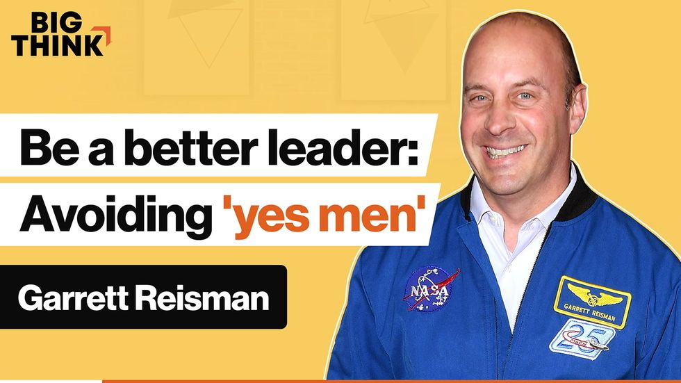 Be a better leader: Knowing the dangers of 'yes men'