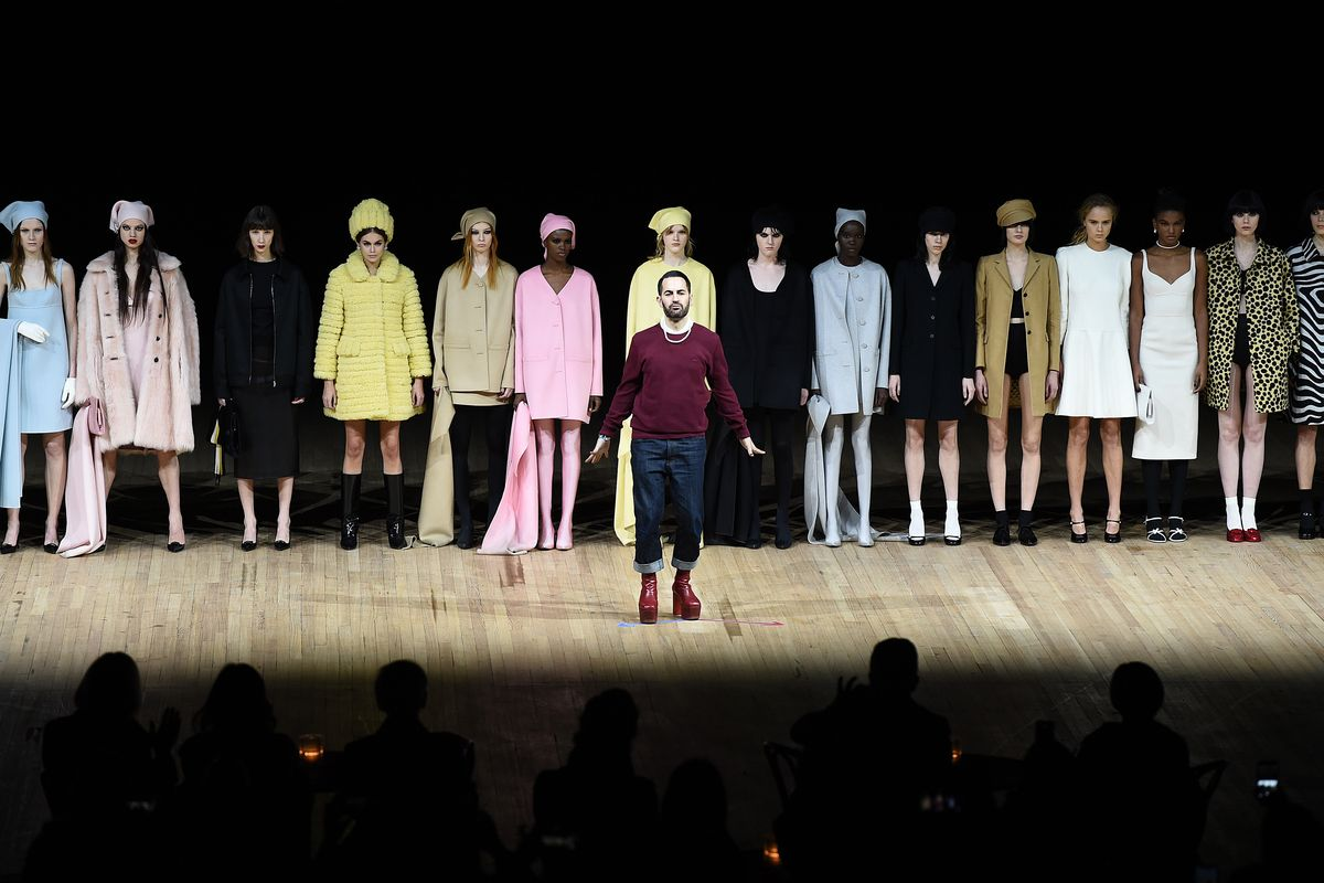 Marc Jacobs Reveals Why His Last NYFW Collection Was Never Produced