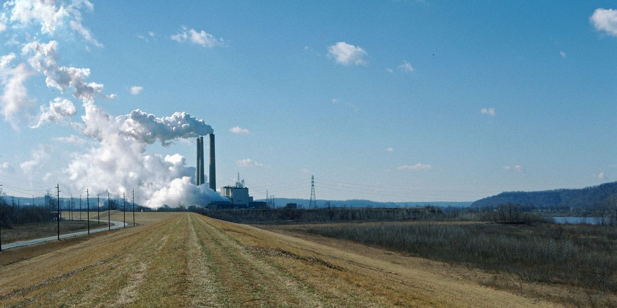 When coal plants decrease pollution or shut down, people have fewer asthma attacks