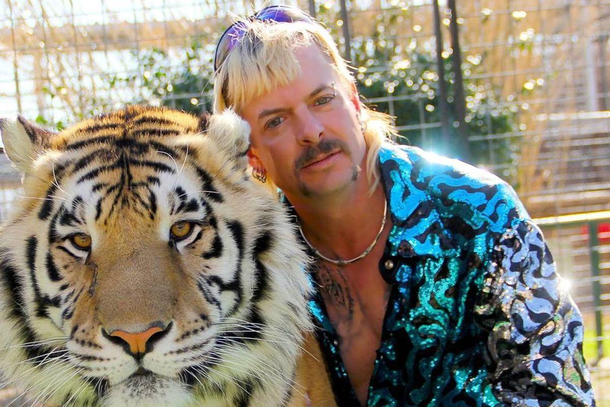 L'uomo tigre esiste: è un gay che ama Trump