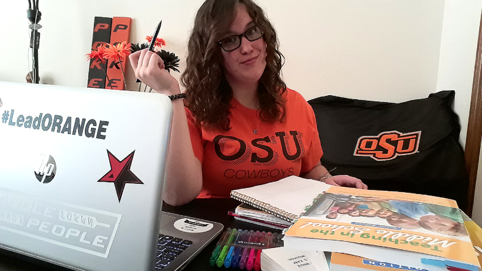 I Miss Oklahoma State: Students Discuss Life In Quarantine