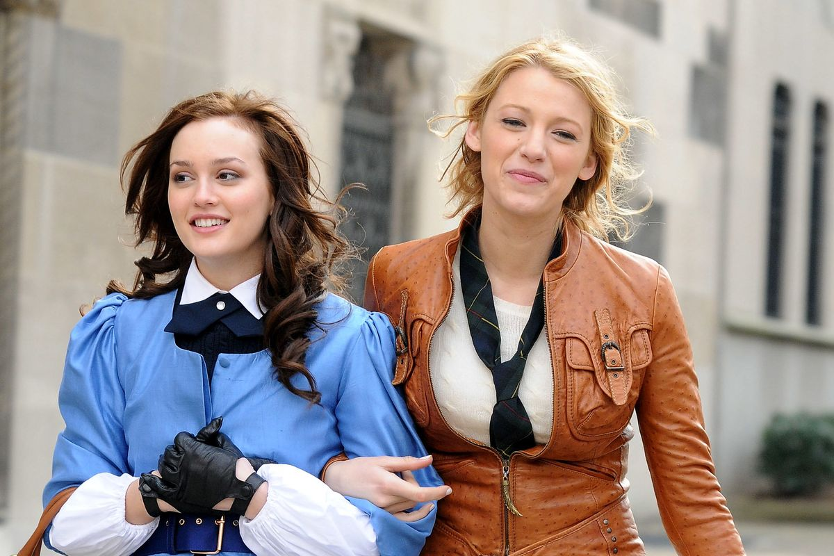I'm Obsessed With These Absurd 'Gossip Girl' Memes