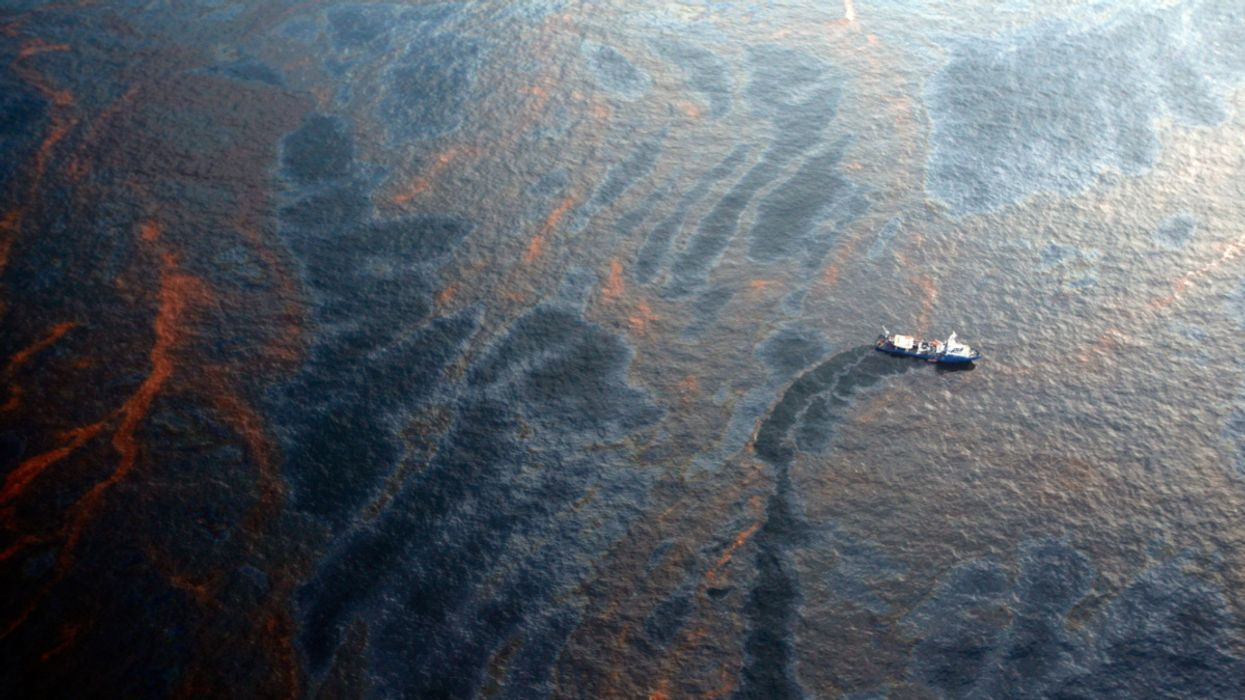 10 Years After BP's Deepwater Horizon Oil Spill, Threat of Disaster Remains