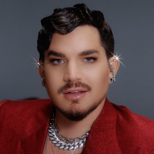 Camp Meets Couture in Adam Lambert's 'Velvet'