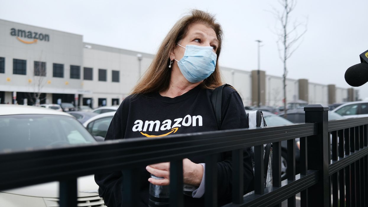 Amazon Fires Three Employees Critical of Warehouse Conditions